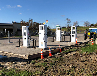 """Charging"""" forward with electric vehicles in Iowa 