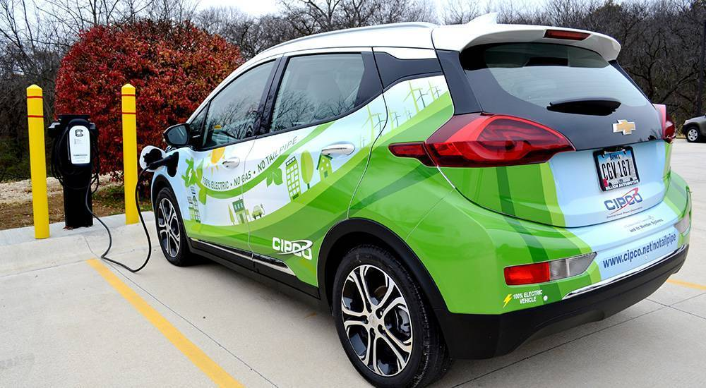 """Charging"" forward with electric vehicles in Iowa"